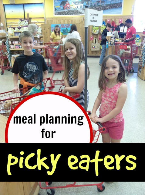 Meal Planning for Picky Eaters | Good Cheap Eats
