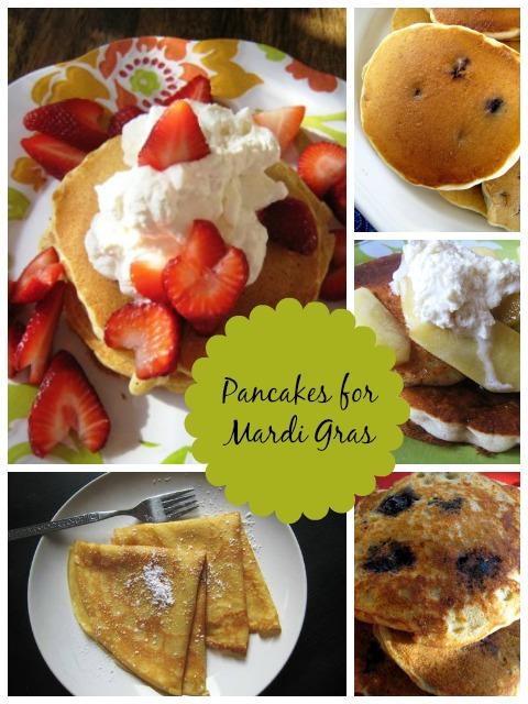 Pancake recipes and ideas for Mardi Gras (aka Fat Tuesday, Shrove Tuesday) | Good Cheap Eats