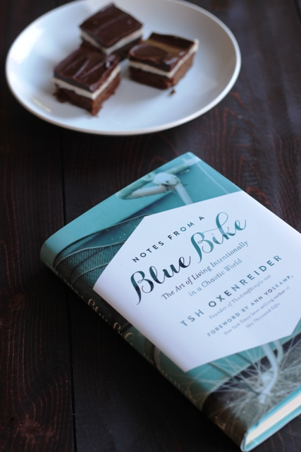 Notes from a Blue Bike: Thoughts on Food