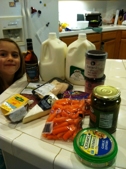Grocery Geek: February Rocks On - How one mom feeds a family of 8 on a budget.