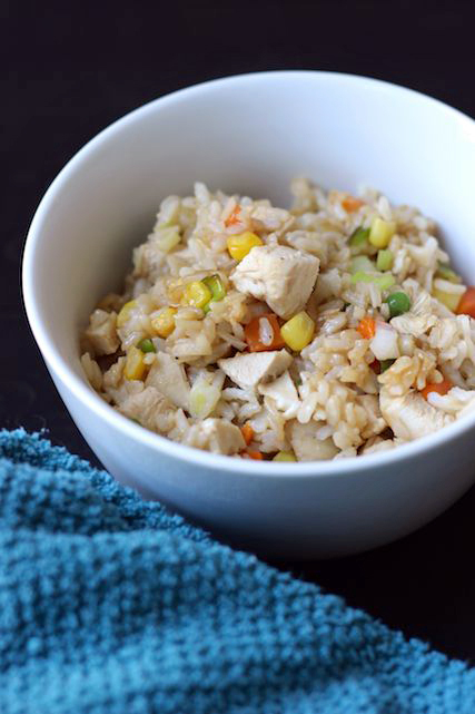 Chicken Fried Rice 3