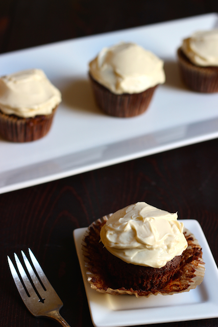 Chocolate Cupcakes No Sugar