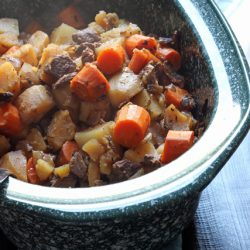 Guinness Beef Stew - Homemade beef stew is homey and comforting. It