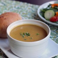Velvety Vegetable Soup