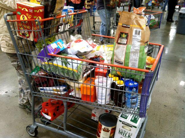 Grocery Geek: Goodbye, February