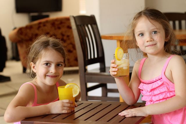 girls and Honey Lemonade copy