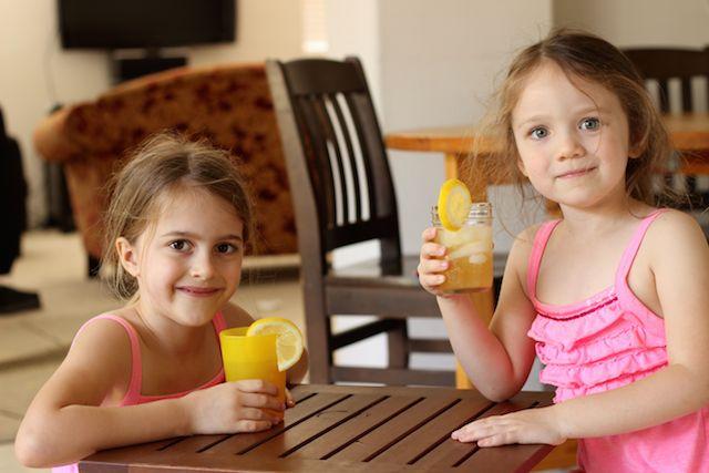 girls and Honey Lemonade copy