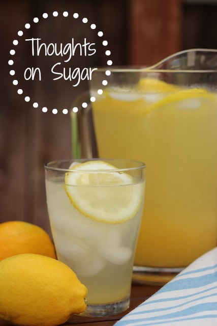 Thoughts on Our Sugar Fast - We are about halfway through our sugar fast. And we're doing fine!