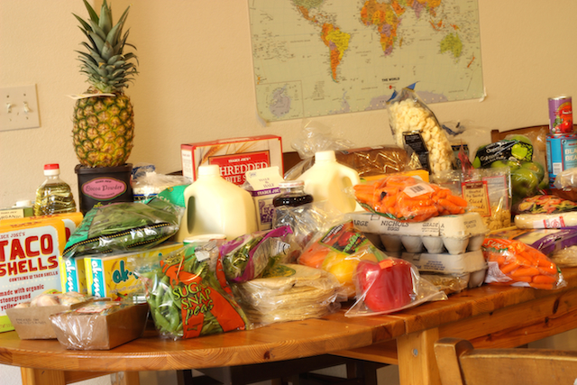Grocery Geek: April Mid-point - How our family feeds 8 people for less than the national averages.