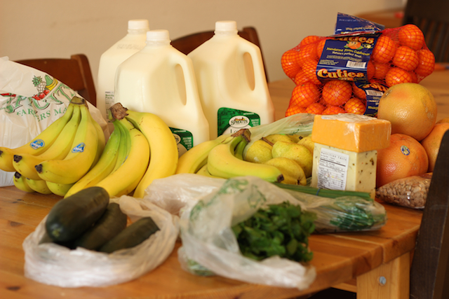 Grocery Geek: April, Week 1 - How we feed our family of 8 a healthy diet on a budget.