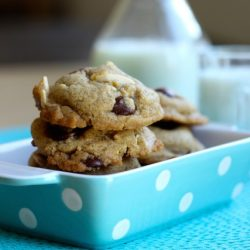 Chocolate Chip Cookies & Baking with Kids | Good Cheap Eats