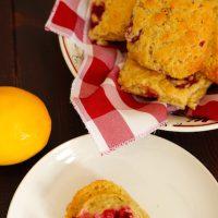 Easier Muffin Making & a Recipe for Lemon Raspberry Muffins