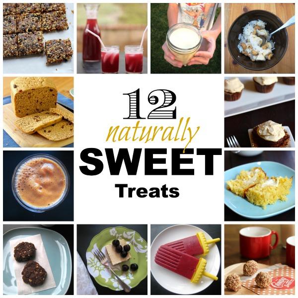 Naturally Sweet Treats