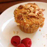 Yummy Raspberry Muffins