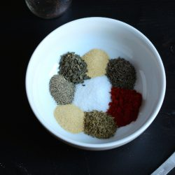 Homemade Spice Mixes (Recipe: FishMama Spice)