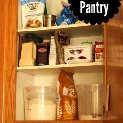 Frugal Pantry: Favorite Baking Ingredients