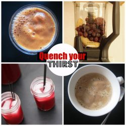 Quench Your Thirst - Got a habit of buying a coffee drink or smoothie when you