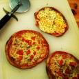 truffle piza