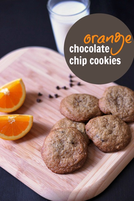 Orange Chocolate Chip Cookies | Good Cheap Eats