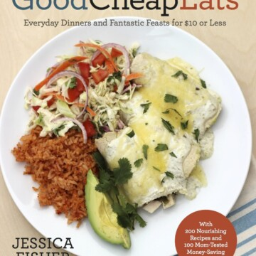 cover of good cheap eats cookbook