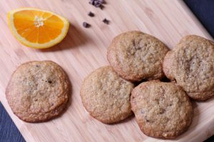 Orange Choc Chip