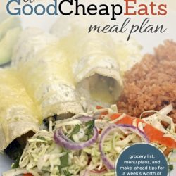 Something to Go with Your Copy of Good Cheap Eats