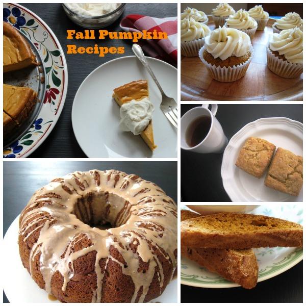 Pumpkin Recipes for Fall | Good Cheap Eats