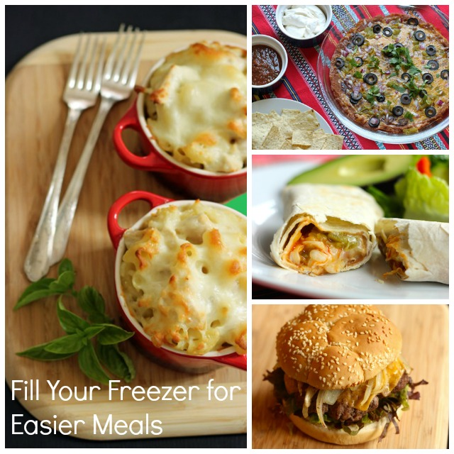 Fix Up Some Freezer Meals | Good Cheap Eats - When life gets hectic, it's so nice to pull a meal from the freezer to make your evening easier. Try some of these easy-to-prep freezer meals.
