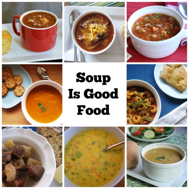 Soup Is Good Food - Soup Recipes from Good Cheap Eats