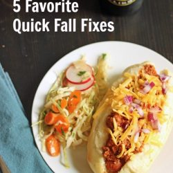 5 Favorite Quick Fall Fixes