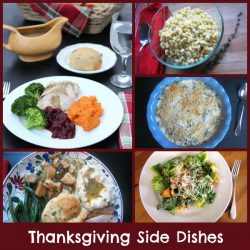 Easy Thanksgiving Side Dishes