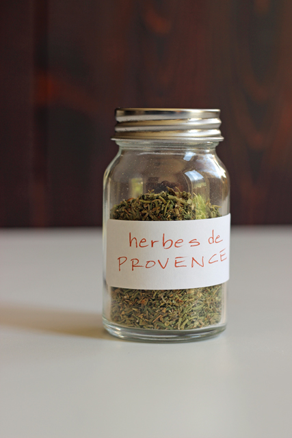 Homemade Herbes de Provence Recipe - Save money and season your dishes well with this homemade Herbes de Provence recipe.