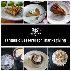 8 Fantastic Desserts for Thanksgiving | Good Cheap Eats - Finish off your Thanksgiving feast with one -- or more -- of these delicious desserts!