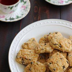 Easy Black Currant Scones - Enjoy a spot of tea and these delicious Black Currant Scones. You