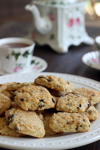 Easy Black Currant Scones Holiday Sweets