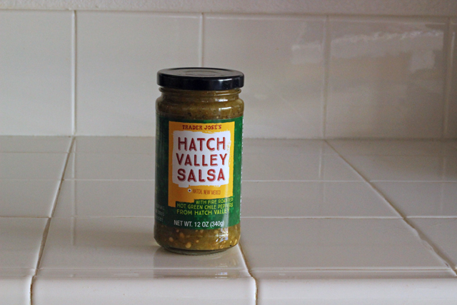 Real Food Products We Love- Trader Joe's Hatch Valley Salsa - I love it when I can find real food in a convenient form. While I know I can make it myself, a girl needs a little help every now and then. This Hatch Valley Salsa from Trader Joe's is pretty amazing.