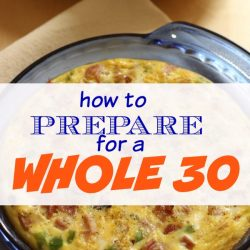 how to prepare for a whole 30 featured