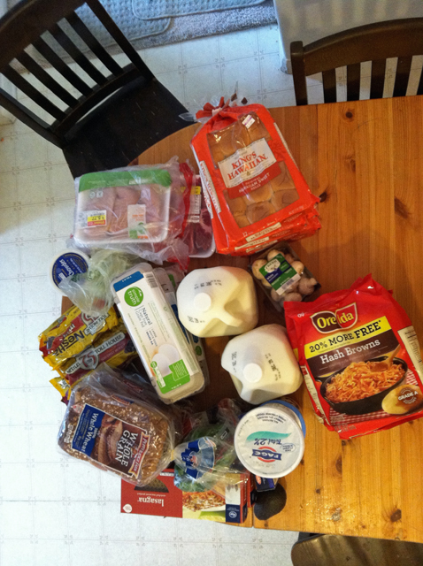 The Grocery Geek is Not Dead | Good Cheap Eats - The Grocery Geek series is where I share my shops and how I feed a family of eight on a budget.