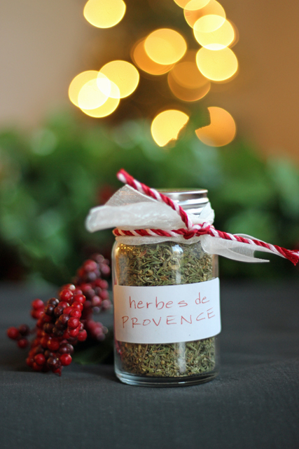 Give Spice Mixes as Gifts - Food gifts don't need to be complicated, expensive, or commercial. They don't even have to be baked! Package a variety of homemade spice blends for an easy and economical gift.