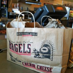 Bruegger's Bag