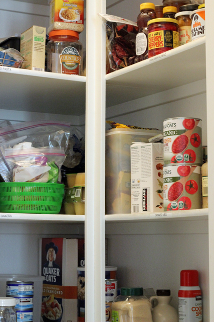 Let the Pantry Challenge Begin! Ready to save some money and use up the food you already have? Time to join the Pantry Challenge.