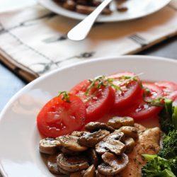 Herbed Sauteed Mushrooms