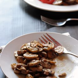 Sauteed Mushrooms with Herbes de Provence