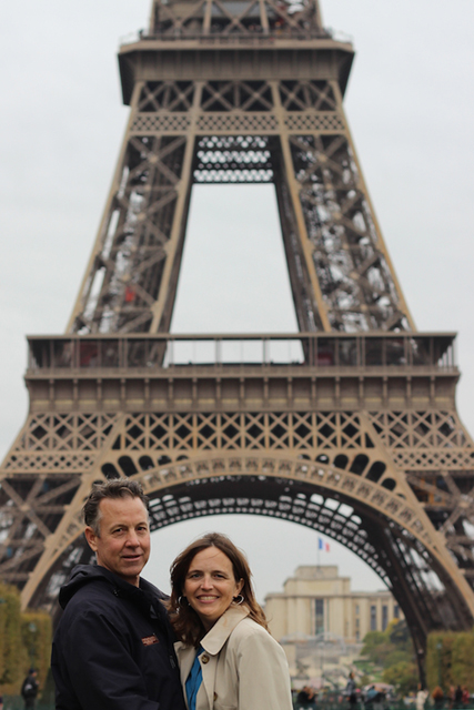 bryan and jessica paris eiffel tower