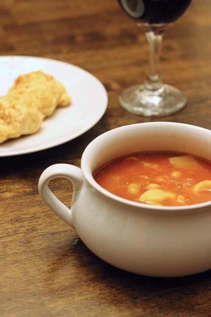 pantry challenge minestrone