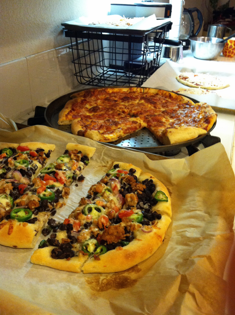pizza night pantry