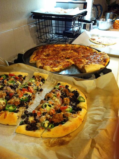 pizza night pantry