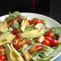 Chicken and Prosciutto Salad