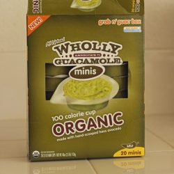 Real Food We Love: Organic Wholly Guacamole Packs