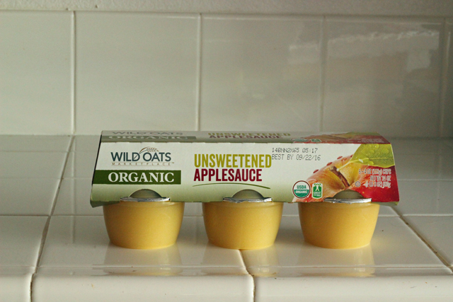 Real Food Products We Love - Organic Applesauce